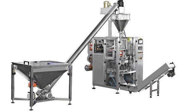 Otomatik Şişe Tipi Spiral Besleme Tozu Doldurma Makinesi