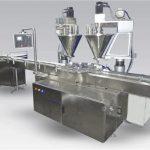 6-kops volautomatische koffie die machinepoeder opvult