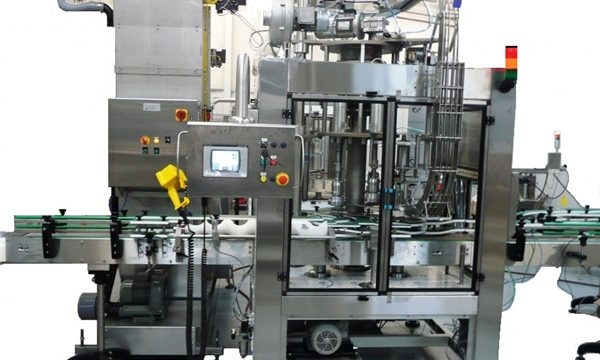 Rotary Filling and Capping Machine Suppliers