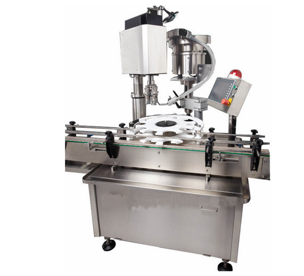 Automatic Rotary Capping Machine For Sale