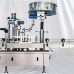 Automatique Rotary Capping Machine ho an'ny Chemical Daily