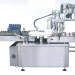 Tomato Sauce Rotary Filling Capping Machine