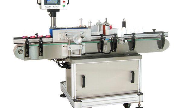 Automatische fabrikant van ronde etiketteermachines