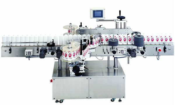 Botelya sa Labeling Machine
