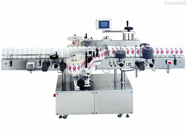 Machine à étiqueter les bouteilles à vendre