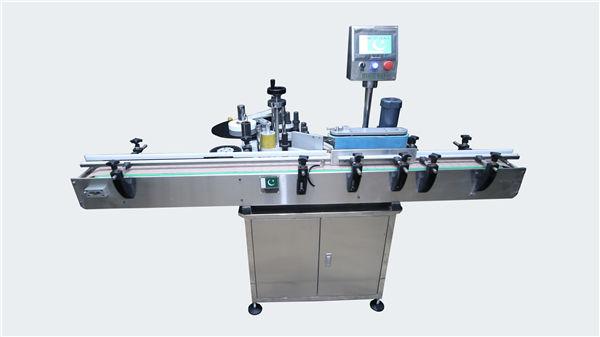 Automaatne ümara pudeli / kandilise pudeli märgistamise masin