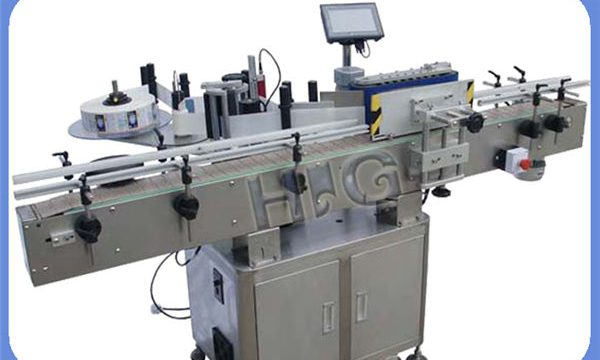 Automatic NPACK Round Bote Labeling Machine Manufacturer Sa Printer