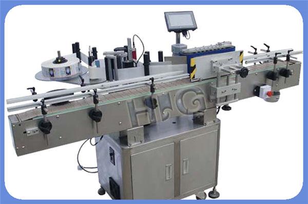 인쇄 기계를 가진 자동적 인 NPACK 둥근 병 레테르를 붙이는 기계 제조자