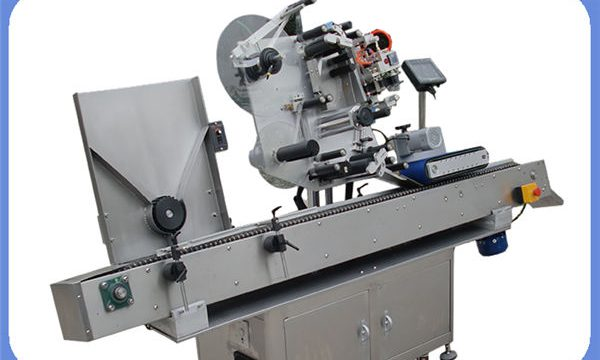 Automatic Botelya Sticker Labeling Machine Para sa Round Ug Square