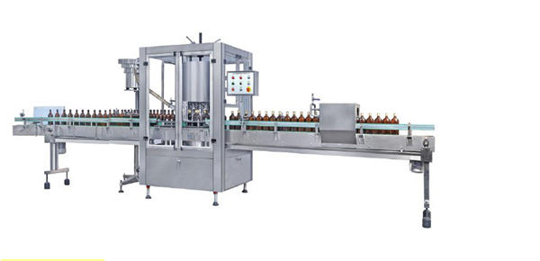 Fully automatic ropp cap capping machine