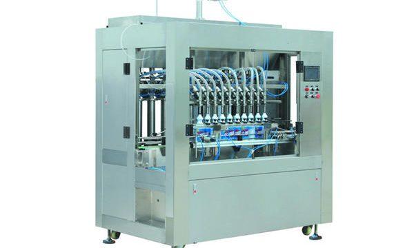 Machine de remplissage de sauce au poivre entièrement automatique