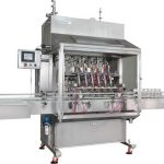 Sugar Free Light Soy Sauce filling machine