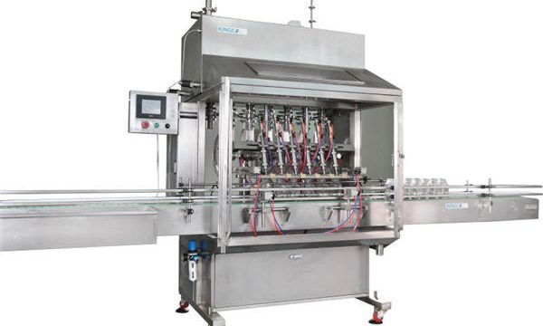 Best Sauce Filling Machine For Sale - TopFillers