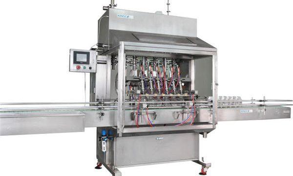 Machine de remplissage de sauce soja légère sans sucre