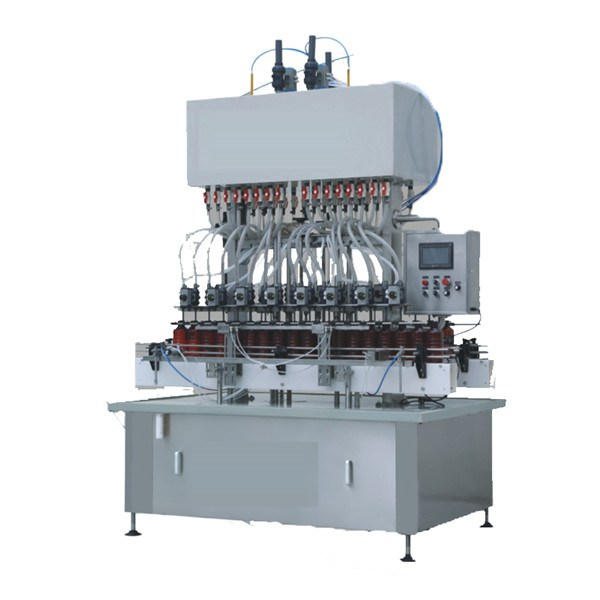 Good Quality Automatic Hot Sauce Filling Machine Hot Sale