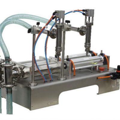 Máquina de llenado de jabón líquido de bolsita semiautomática