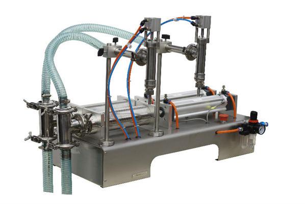 Machine de remplissage de savon liquide semi-automatique de sachet