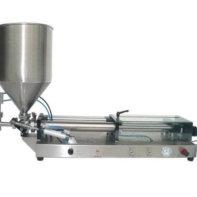 Semi Automatic Ketchup Filling Machine