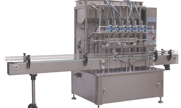ሙሉ በሙሉ አውቶማቲክ የጅምላ ሻምፑ Liquid Piston Filling Machine