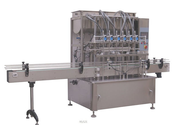 Fully Automatic Wholesale Shampoo Liquid Piston Filling Machine