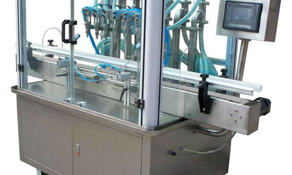 Automatic Shampoo Vacuum Liquid Filling Machine