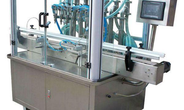 Automatic Shampoo Vacuum Liquid Filling Machine