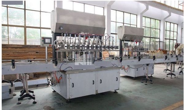 Companies Production Machine High Quality Shampoo Filling Machine