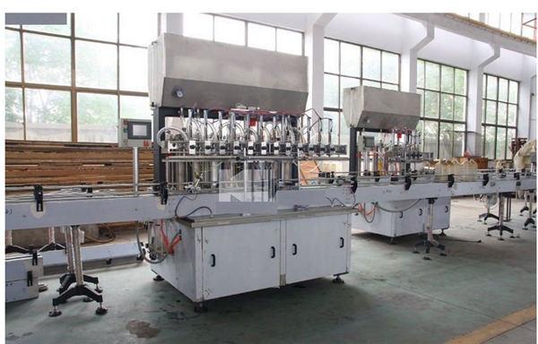 الشركات آلة الإنتاج عالية الجودة شامبو ملء آلة