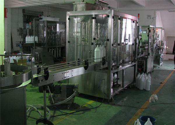 Automatic Shampoo Filler/ Shampoo Filling Machine/Shampoo Filling Line