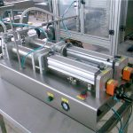 Good Quality Double Nozzles Liquid Shampoo Filling Machine