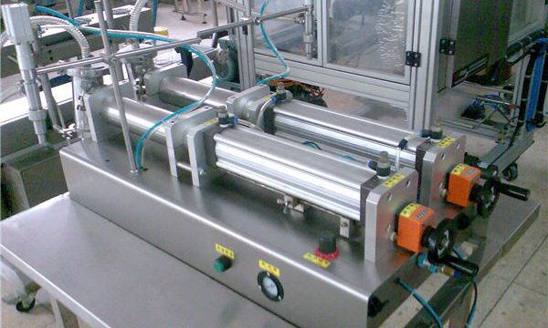 Competitive Price Semi-Automatic Shampoo Filling Machine