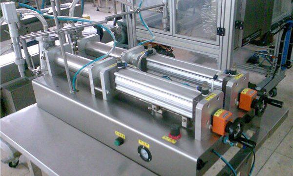 Competitive Price Semi-Automatic Shampoo Filling Machine