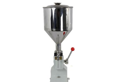 Small Hand Operated Cream Fylling Machine