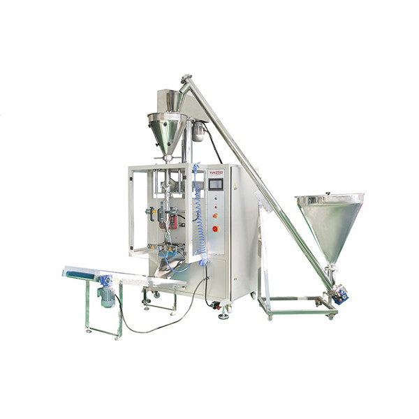 Vertical Automatic Powder Filling and Sealing Machine