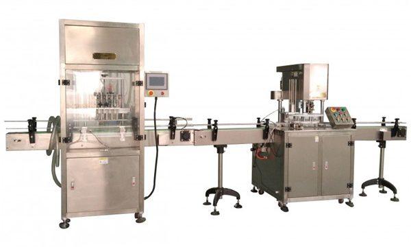 Máquina de enchimento de líquido totalmente automática