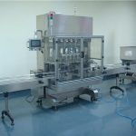 50ml-250L Automatic Cooking Oil Filling Machines