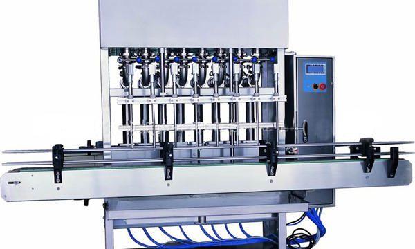 스테인레스 스틸 액체 비누 충전 기계