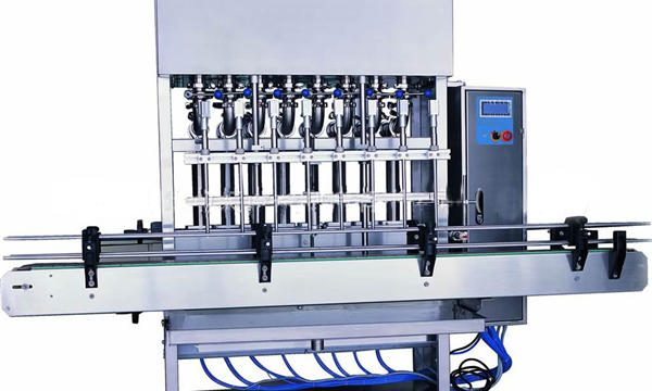 Automatic Laundry Detergent filling machine