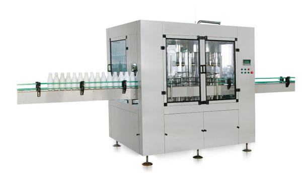 Eight-head Automatic Linear Piston Liquid Soap Filling Machine