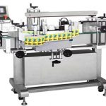 Automatic Double-Side Glass Bottle Labeling Machine