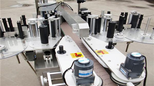자동 앞 / 뒤 측면 병 뚜껑 기계 제조 업체
