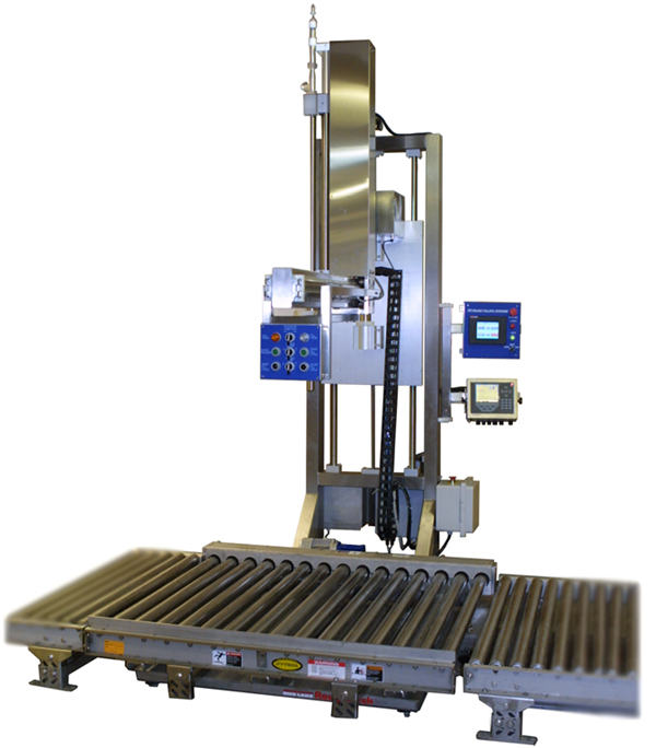IBC DRUM FILLING MACHINE