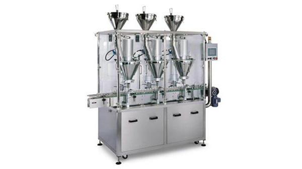 Diskont-automatische Sirup-Pulver-Füllmaschine