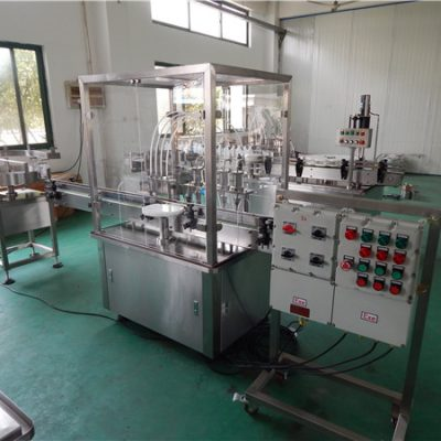cheap new condition explosion-proof liquid filling machine