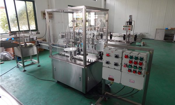 Cheap New Condition Explosion-proof LiquidFilling Machine