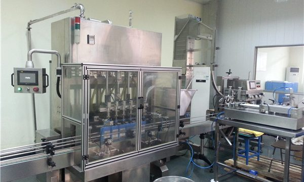 Full Automatic Lube Oil Filling Machine