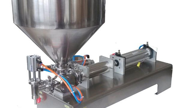 Harga Pabrik Manual Pneumatic Paste Filling Machine