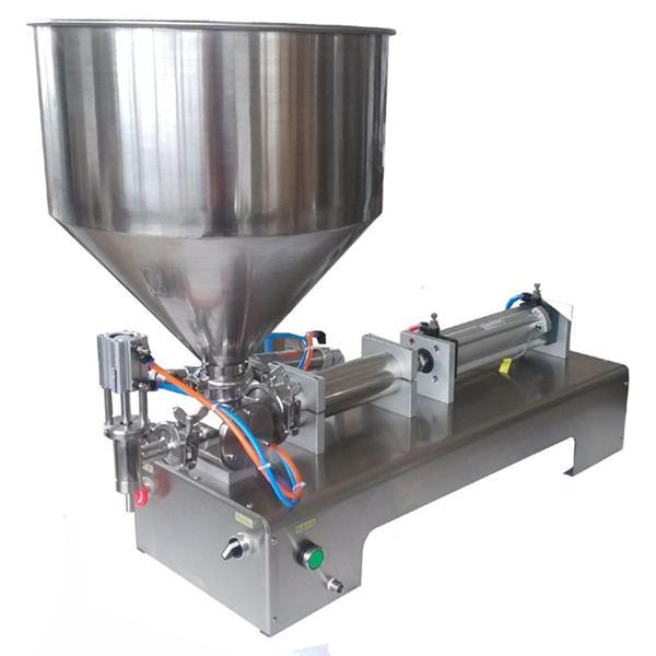 Machine de remplissage pneumatique manuelle de pâte de prix usine