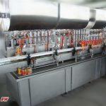 Двухголовочная полностью автоматическая машина для фасовки чили
