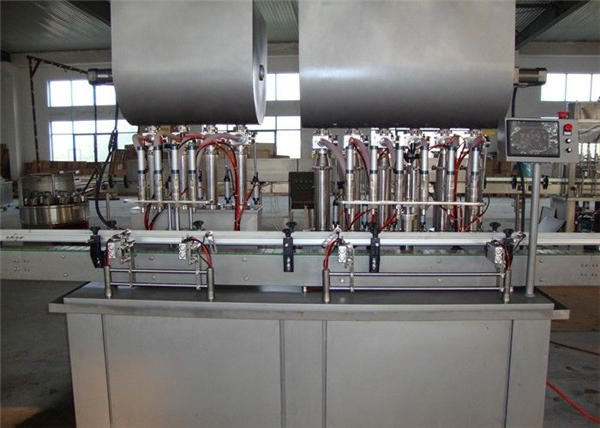 the newest best quality thick paste filling machine